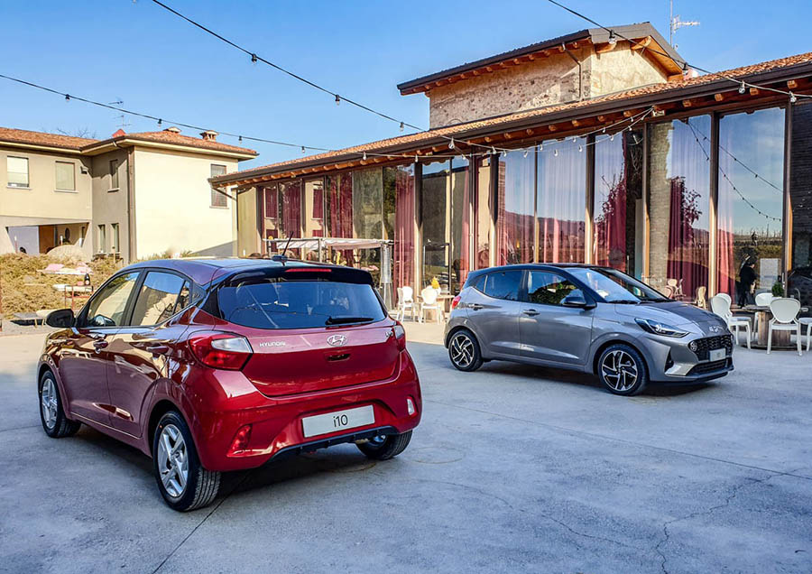 Hyundai i10- Small Wonder That's Yet to Arrive in Pakistan 1