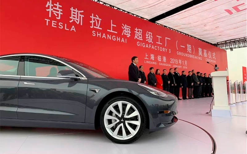 China Not Happy with Tesla's Consistency 1