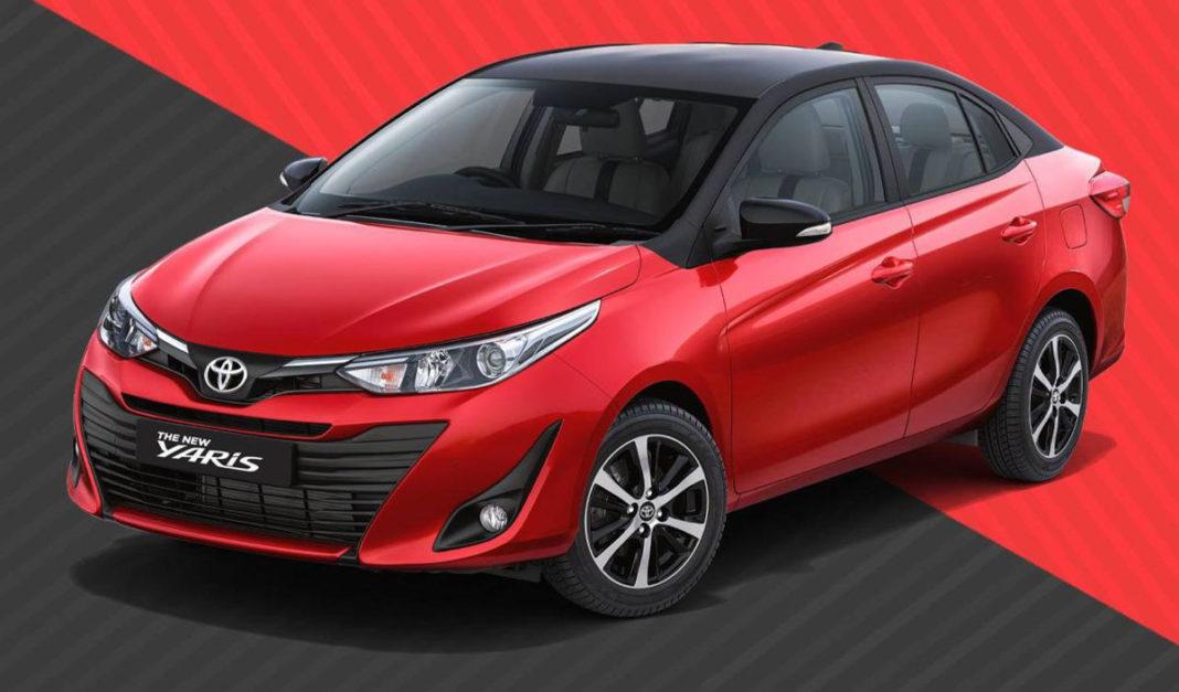 Toyota Pushing Hard the Not-So-Successful Yaris in India 9