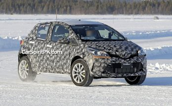Toyota Begins Cold-Weather Testing of the Yaris Cross 18