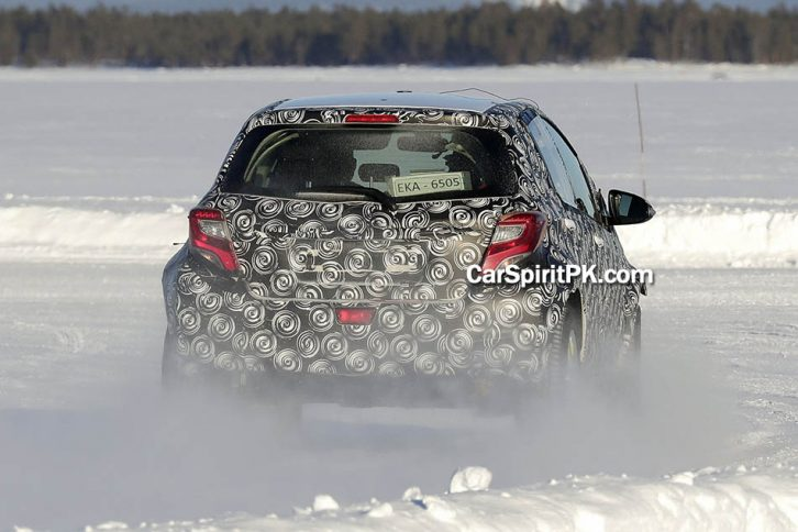 Toyota Begins Cold-Weather Testing of the Yaris Cross 5