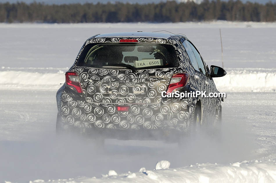 Toyota Begins Cold-Weather Testing of the Yaris Cross 4