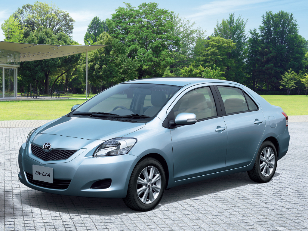 History: Toyota Yaris All Generations 24