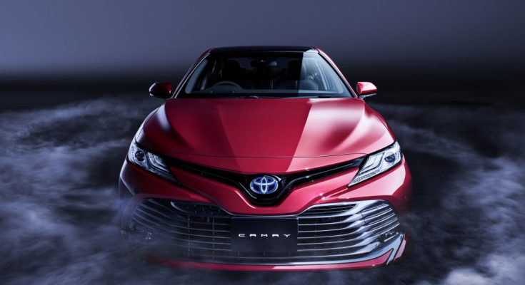 How the Once Lackluster Toyota Camry Became a Bestseller in USA 1