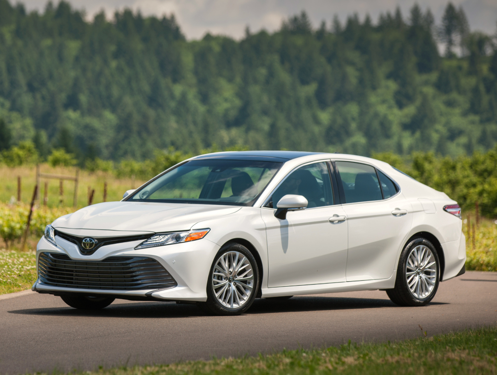How the Once Lackluster Toyota Camry Became a Bestseller in USA 3