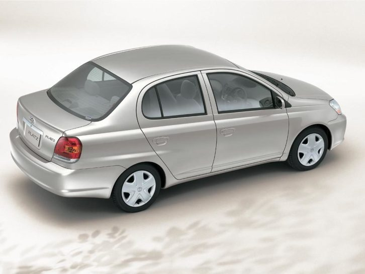History: Toyota Yaris All Generations 13
