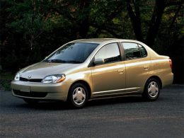 History: Toyota Yaris All Generations 7