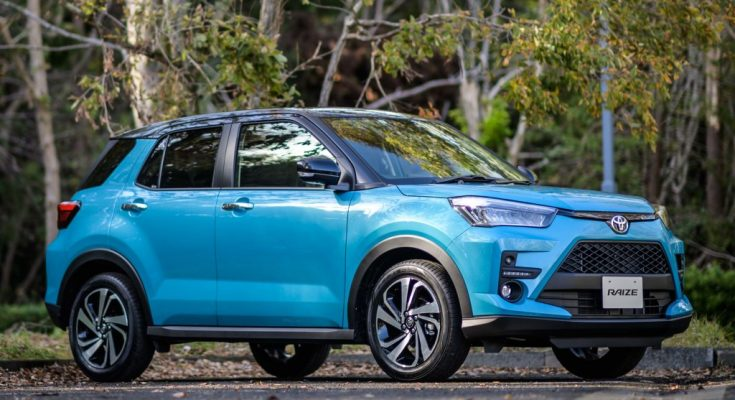 Newly Launched Toyota Raize Outsells Corolla in Japan 1