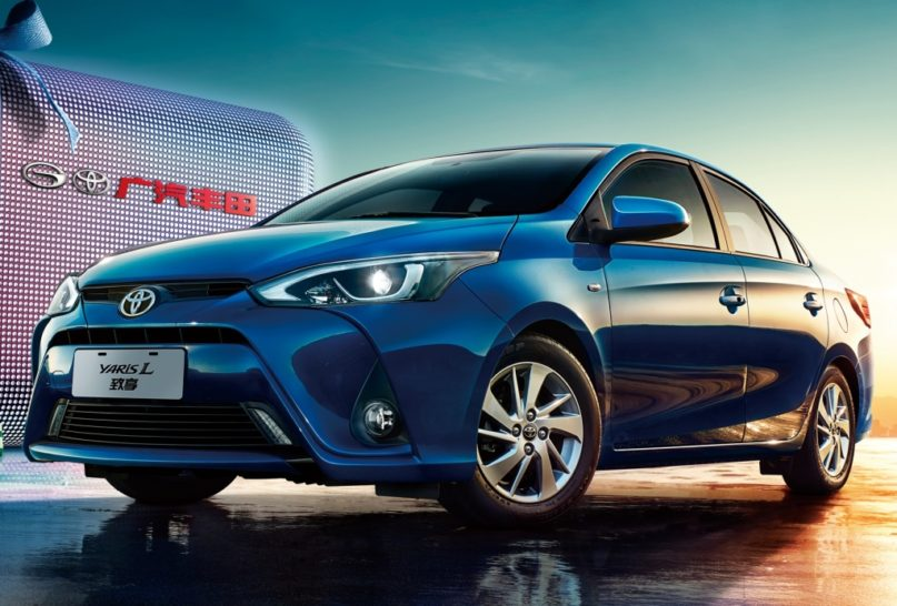 Is China-Spec Toyota Yaris Better Looking Than the Yaris We Have Here? 6