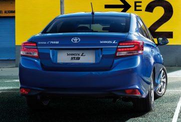 History: Toyota Yaris All Generations 19