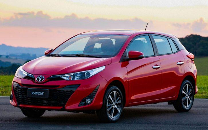 History: Toyota Yaris All Generations 5