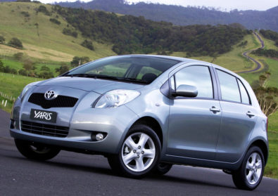 History: Toyota Yaris All Generations 2