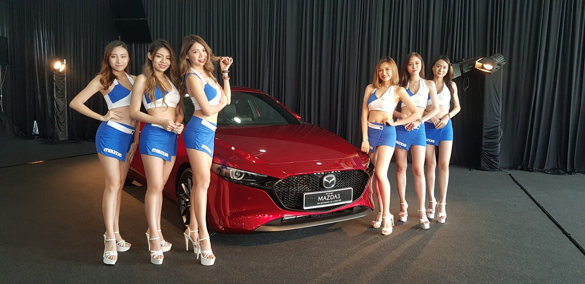 Another Feather in the Cap for Mazda3 3