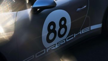 The Last-Ever Porsche 911 to be Auctioned to Fight COVID-19 4