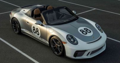 The Last-Ever Porsche 911 to be Auctioned to Fight COVID-19 1