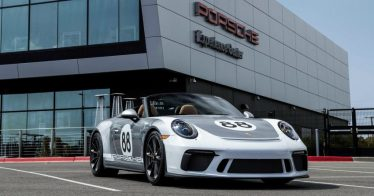 The Last-Ever Porsche 911 to be Auctioned to Fight COVID-19 9