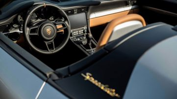 The Last-Ever Porsche 911 to be Auctioned to Fight COVID-19 5