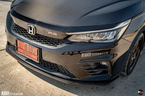 NKGarage Kit Makes the All-New Honda City a Stunner 6