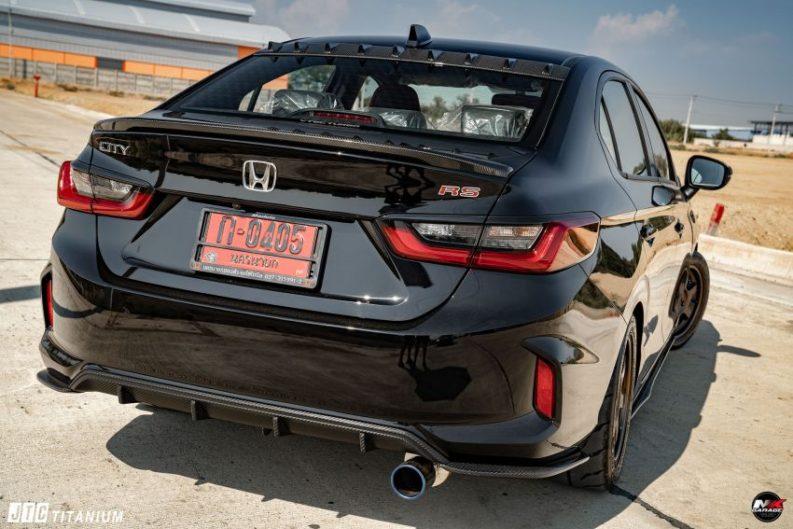 NKGarage Kit Makes the All-New Honda City a Stunner 4
