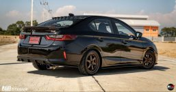 NKGarage Kit Makes the All-New Honda City a Stunner 4