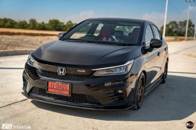 NKGarage Kit Makes the All-New Honda City a Stunner 13