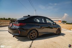 NKGarage Kit Makes the All-New Honda City a Stunner 11