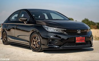 NKGarage Kit Makes the All-New Honda City a Stunner 5