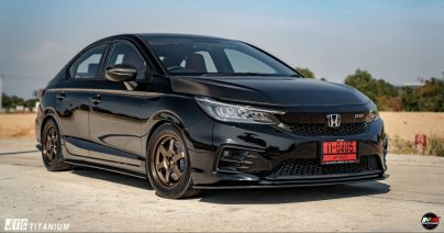 NKGarage Kit Makes the All-New Honda City a Stunner 2