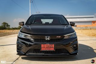NKGarage Kit Makes the All-New Honda City a Stunner 3