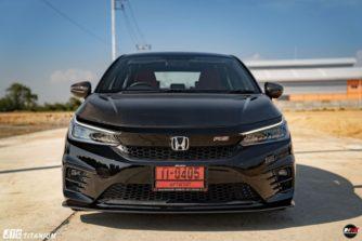 NKGarage Kit Makes the All-New Honda City a Stunner 2