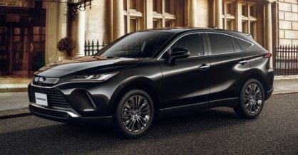All New Toyota Harrier Goes on Sale in Japan 5