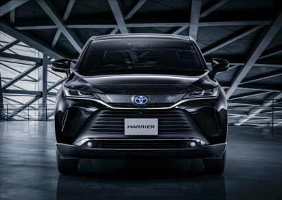 Is Toyota Harrier the New Hybrid SUV IMC Intends to Launch in Pakistan? 3