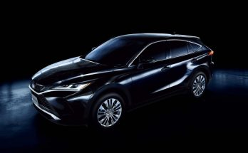 All New 2020 Toyota Harrier Revealed 15