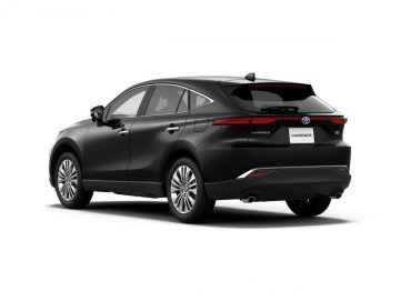 Is Toyota Harrier the New Hybrid SUV IMC Intends to Launch in Pakistan? 10
