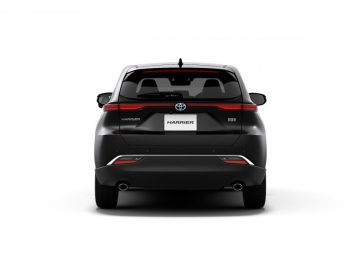 Is Toyota Harrier the New Hybrid SUV IMC Intends to Launch in Pakistan? 11