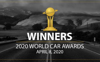 Winners of the 2020 World Car of the Year Awards 8
