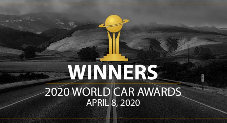 Winners of the 2020 World Car of the Year Awards 1