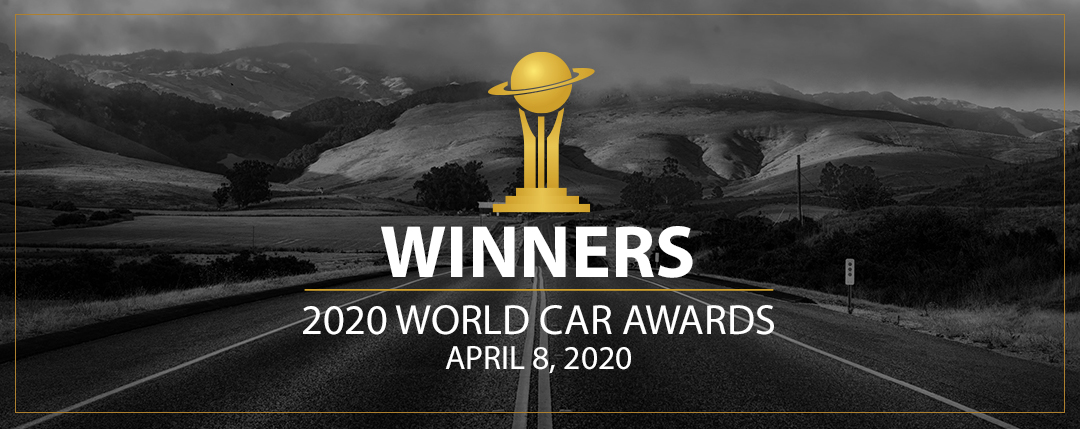 Winners of the 2020 World Car of the Year Awards 6