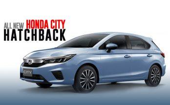 Renderings: All New Honda City Hatchback 9