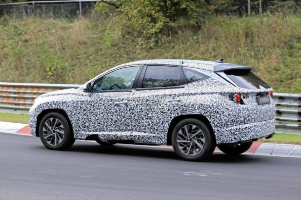 More Details on the 4th Gen Hyundai Tucson 14