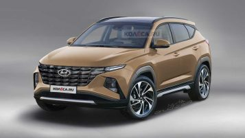 More Details on the 4th Gen Hyundai Tucson 9