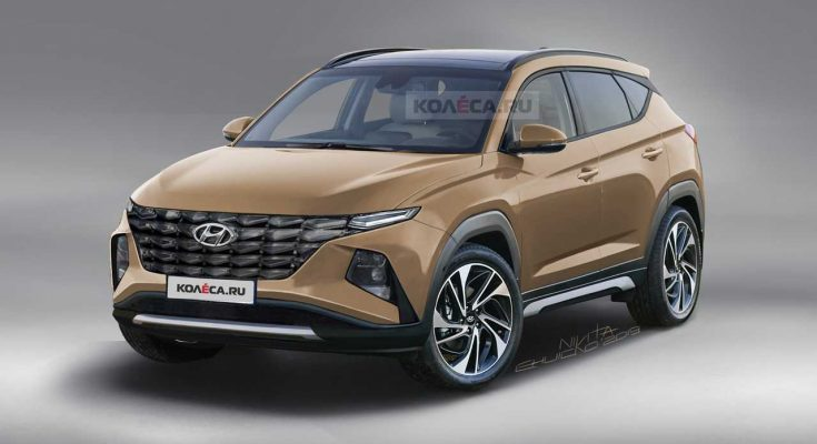 More Details on the 4th Gen Hyundai Tucson 1