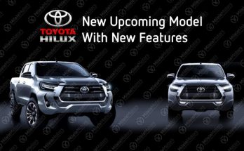 Toyota Hilux Facelift Leaked Ahead of Launch 10