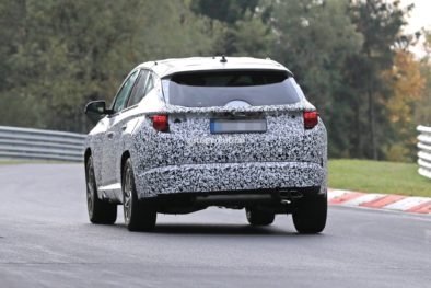 More Details on the 4th Gen Hyundai Tucson 12