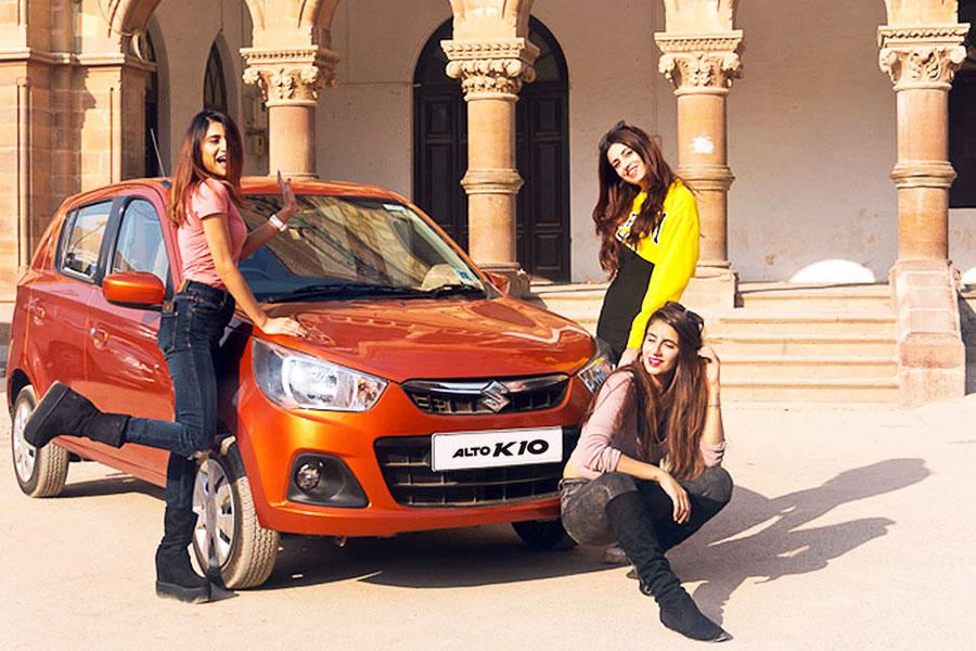 Suzuki Developing 2 New 'Under INR 5.0 Lac Cars' in India 1
