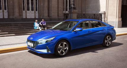Pakistan-Bound Hyundai Elantra Becomes Outdated 6