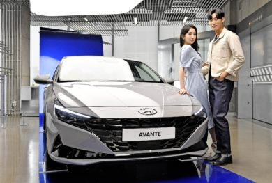 All New Hyundai Avante (Elantra) Debuts in South Korea 4