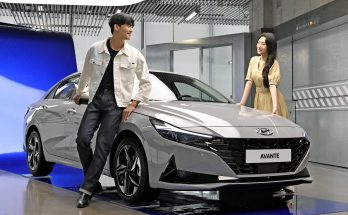 All New Hyundai Avante (Elantra) Debuts in South Korea 19