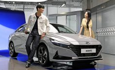 All New Hyundai Avante (Elantra) Debuts in South Korea 6