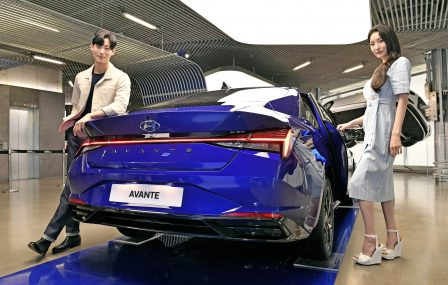 All New Hyundai Avante (Elantra) Debuts in South Korea 9